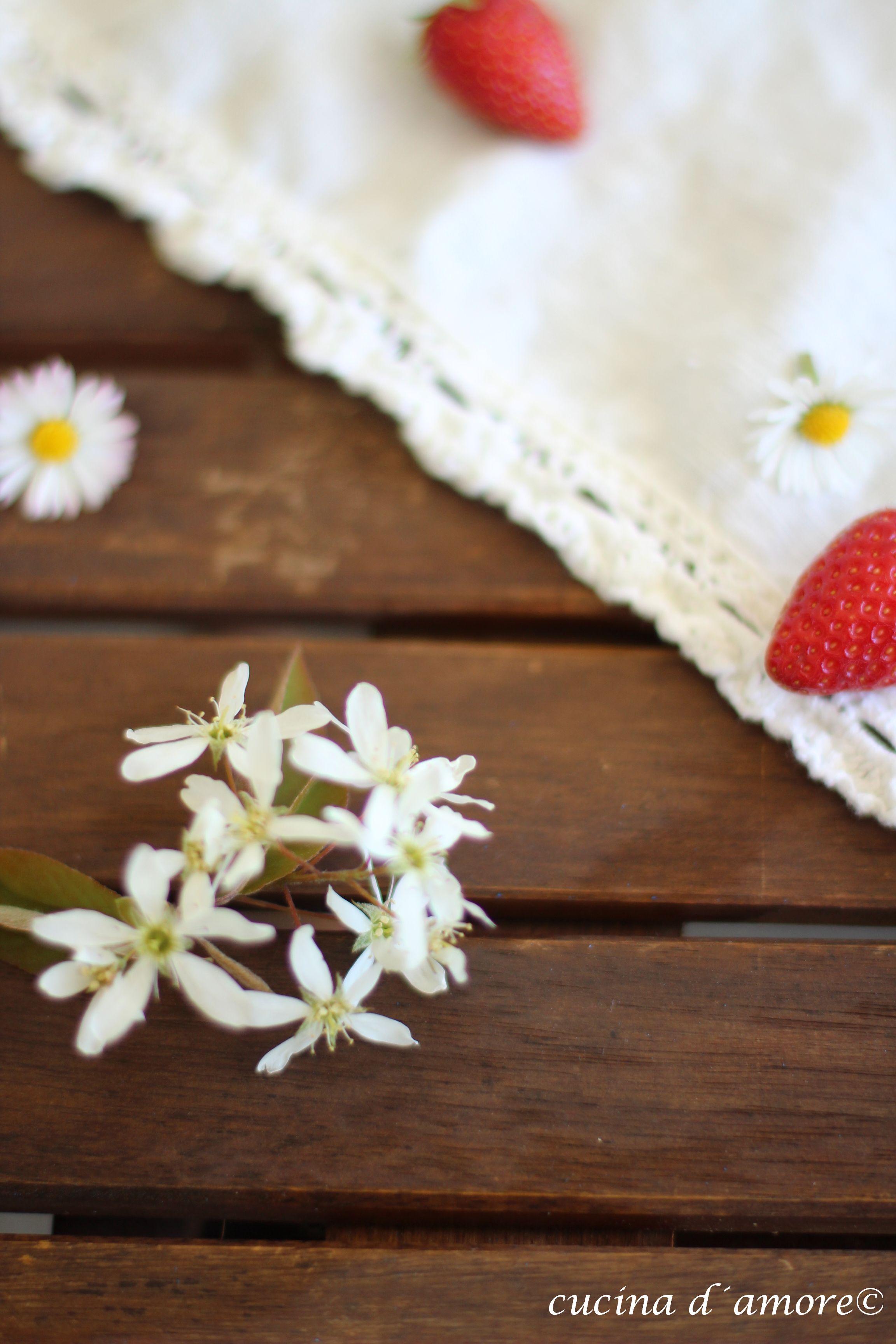 wir holen uns mit erdbeer rhabarber galettes den fr hling. Black Bedroom Furniture Sets. Home Design Ideas
