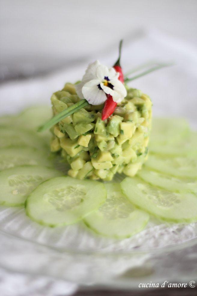 Avocado-Tartar