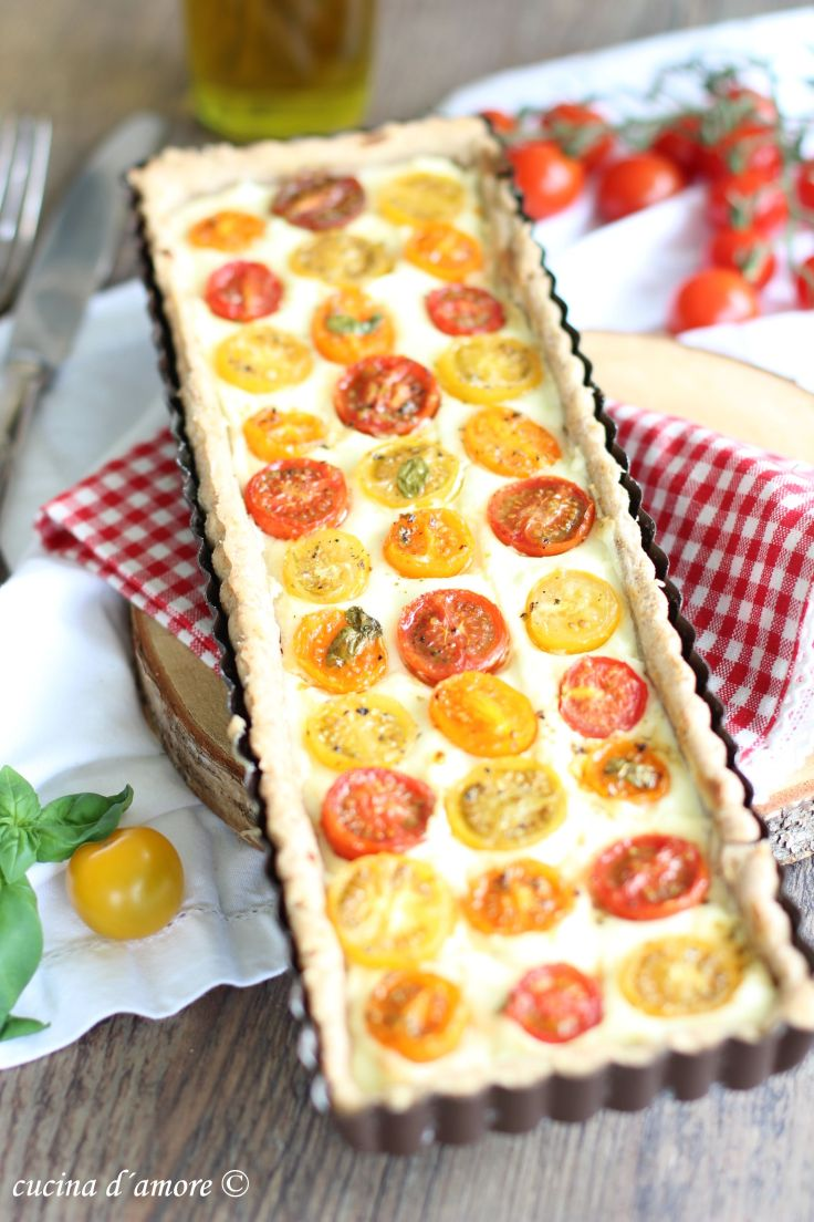 Crostata pomodorini4