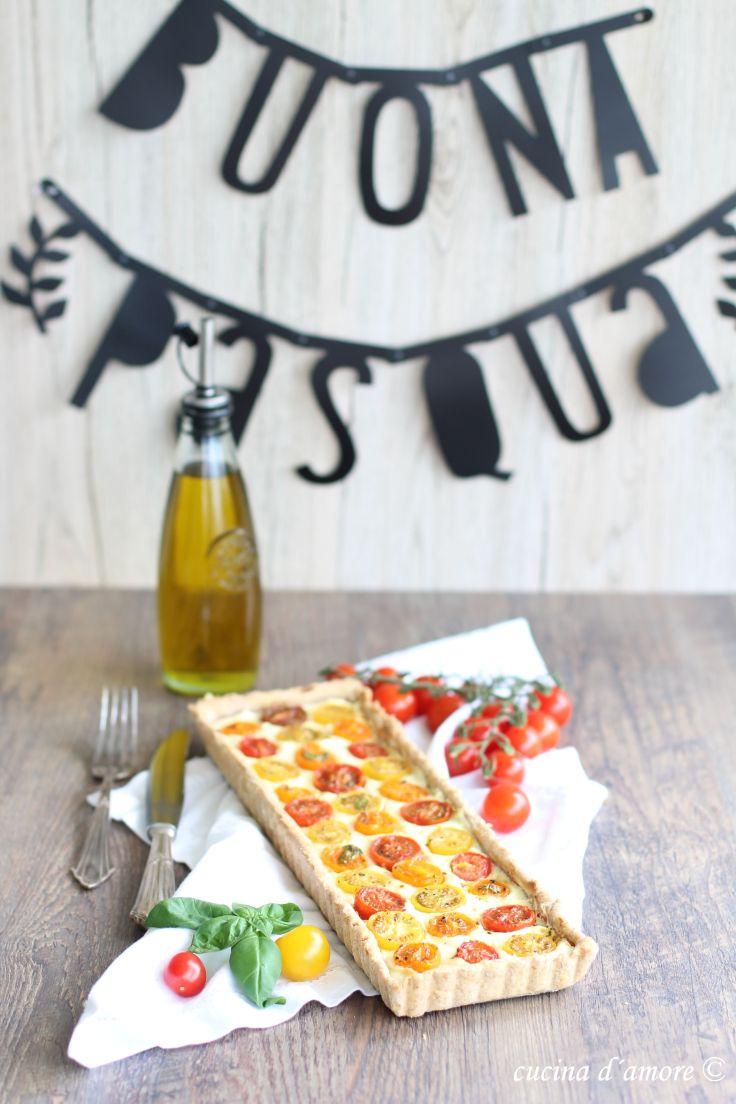 Crostata pomodorini5